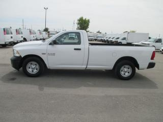 Used 2014 RAM 1500 REG CAB,LONG BOX. ST. for sale in London, ON