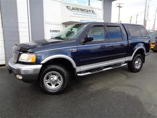 Used 2003 Ford F-150 Lariat 4x4, One Owner, Immaculate, Service Records for sale in Langley, BC