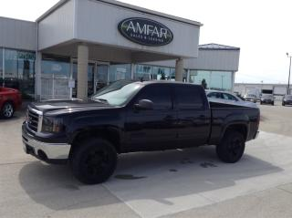 Used 2011 GMC Sierra 1500 4x4 / CREW CAB / NO PAYMENTS FOR 6 MONTHS !! for sale in Tilbury, ON