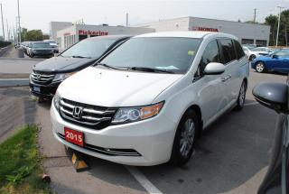 Used 2015 Honda Odyssey EX DVD POWER DOORS BLUETOOTH for sale in Pickering, ON