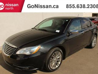 Used 2014 Chrysler 200 Limited 4dr Sedan for sale in Edmonton, AB