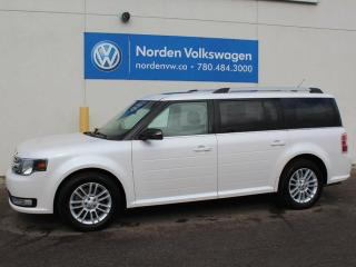 Used 2013 Ford Flex SEL for sale in Edmonton, AB