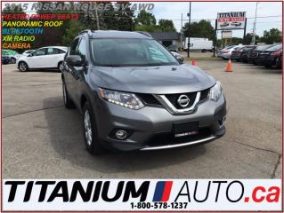 Used 2015 Nissan Rogue SV+AWD+Camera+Panoramic Roof+Heated Power Seats+XM for sale in London, ON