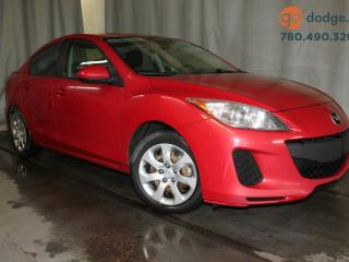 Used 2012 Mazda MAZDA3 GX for sale in Edmonton, AB