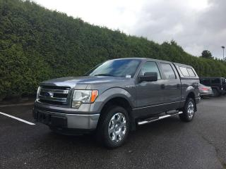 Used 2013 Ford F-150 XLT 4x4 SuperCrew Cab 5.5 ft. box 145 in. WB for sale in Surrey, BC