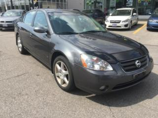 Used 2004 Nissan Altima 3.5 SE auto for sale in Owen Sound, ON