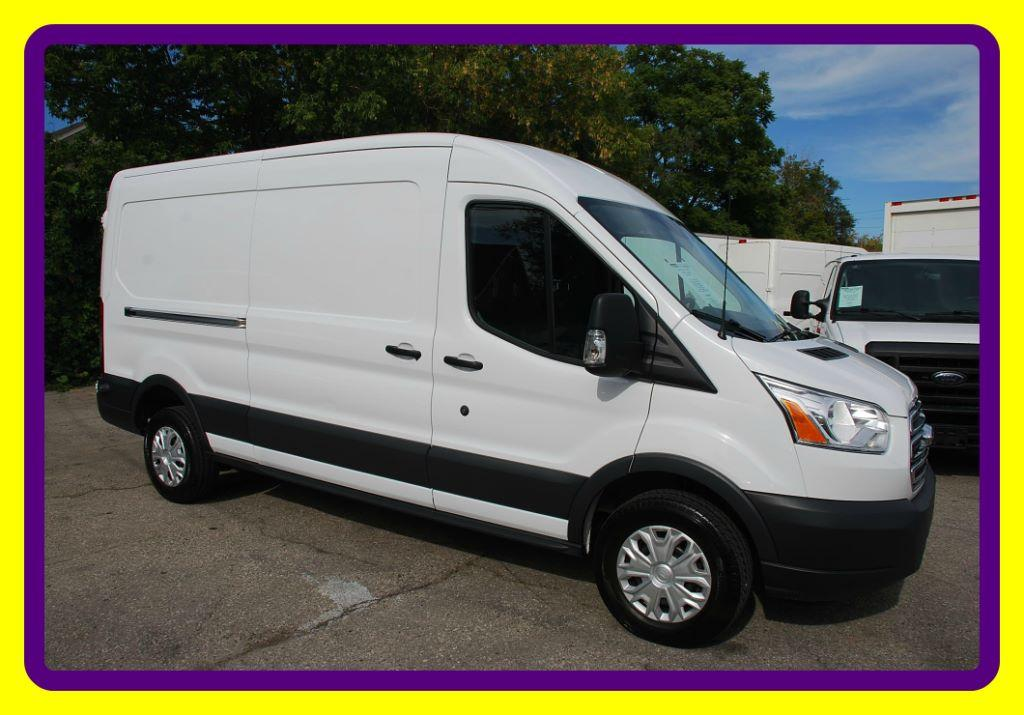 used 2015 ford transit 250 t250 mid roof cargo van loaded for sale in woodbridge ontario. Black Bedroom Furniture Sets. Home Design Ideas