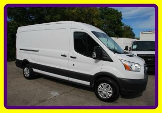 Used 2015 Ford TRANSIT-250 T250 MID ROOF CARGO VAN LOADED for sale in Woodbridge, ON