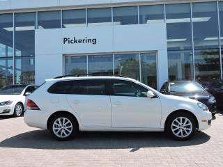 Used 2013 Volkswagen Golf Wagon 2.5L Comfortline for sale in Pickering, ON