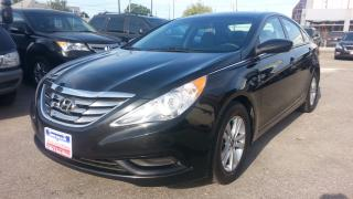 Used 2013 Hyundai Sonata GL, AUTO, ACCIDENT FREE, 4CYL, ALLOYS, HEAT-SEATS for sale in North York, ON