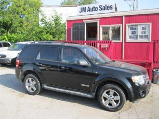 Used 2008 Ford Escape XLT for sale in Toronto, ON