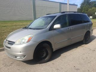 Used 2004 Toyota Sienna XLE,LIMITED,AWD for sale in Mississauga, ON
