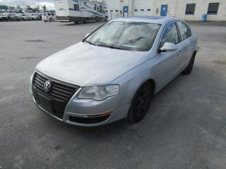 Used 2007 Volkswagen PASSAT 20T for sale in Innisfil, ON