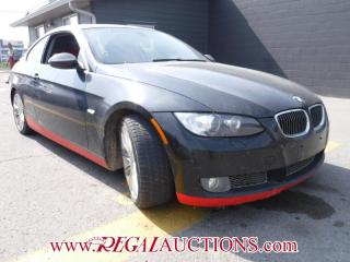 Used 2007 BMW 3 SERIES 335I 2D COUPE for sale in Calgary, AB