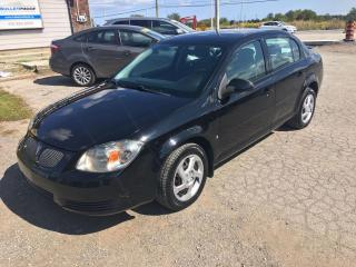 Used 2008 Pontiac G5 SE w/1SA for sale in Hornby, ON
