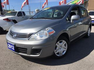 Used 2012 Nissan Versa 1.8 S for sale in St Catharines, ON