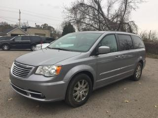 Used 2013 Chrysler TOWN AND COUNTRY TOURING * REAR CAM * BLUETOOTH * SAT RADIO SYSTEM * 7 PASS for sale in London, ON