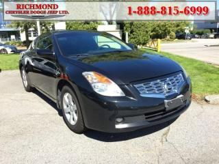 Used 2008 Nissan Altima 2.5 S for sale in Richmond, BC