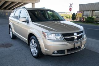 Used 2010 Dodge Journey SXT for sale in Langley, BC