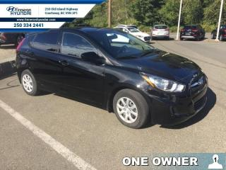 Used 2014 Hyundai Accent GL  Low Mileage, AC, Heated Seats for sale in Courtenay, BC