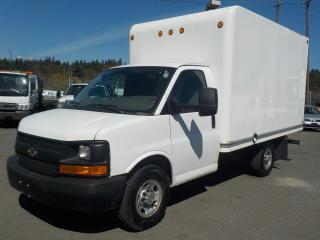 Used 2011 Chevrolet Express G3500 12 Foot Cube Van for sale in Burnaby, BC