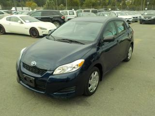 Used 2012 Toyota Matrix L 4-Speed AT for sale in Burnaby, BC