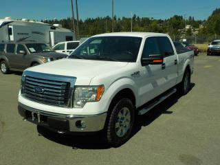 Used 2012 Ford F-150 XLT XTR SuperCrew 6.5-ft. Bed 4WD for sale in Burnaby, BC