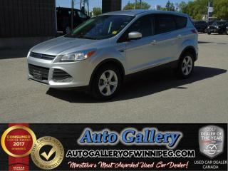 Used 2015 Ford Escape SE AWD *Htd Seats for sale in Winnipeg, MB