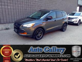 Used 2016 Ford Escape S *Back up Camera for sale in Winnipeg, MB