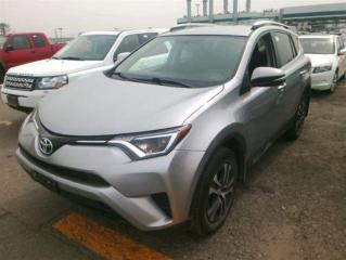Used 2016 Toyota RAV4 LE AWD NOTT FAMILY CERTIFIED P for sale in Winnipeg, MB
