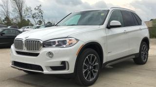 Used 2017 BMW X5 xDrive35i AWD Navi Pano Roof H for sale in Winnipeg, MB
