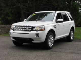 Used 2014 Land Rover LR2 HSE AWD Navi Pano Roof Meridia for sale in Winnipeg, MB