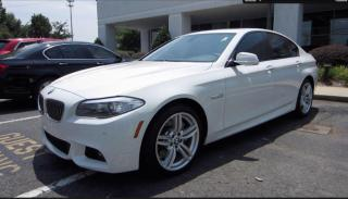Used 2012 BMW 535 I xDrive M Sport Executive PKG N for sale in Winnipeg, MB