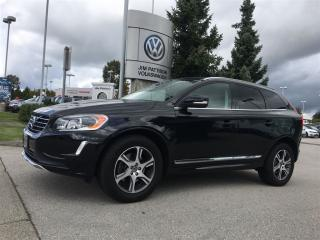 Used 2015 Volvo XC60 T6 AWD A Premier Plus for sale in Surrey, BC