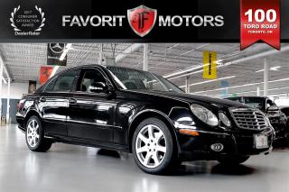 Used 2008 Mercedes-Benz E-Class E350 4MATIC | NAVIGATION | SUNROOF | HEATED SEATS for sale in North York, ON