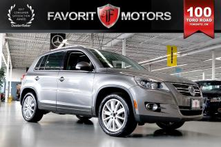 Used 2009 Volkswagen Tiguan 2.0T Highline 4Motion PANO ROOF | HEATED SEATS for sale in North York, ON