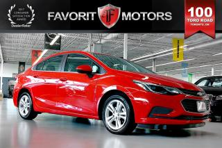 Used 2016 Chevrolet Cruze LT Auto | BACK-UP CAM | HEATED SEATS | BLUETOOTH for sale in North York, ON