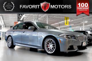 Used 2011 BMW 550i i xDrive ///M Sport Pkg | NAV | FRONT/REAR SENSORS for sale in North York, ON