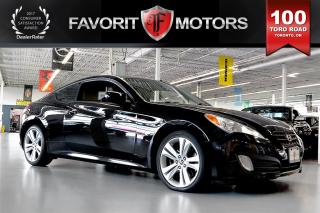 Used 2010 Hyundai Genesis Coupe 2.0T Premium | MANUAL | SUNROOF | HEATED SEATS for sale in North York, ON