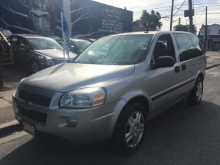 Used 2009 Chevrolet Uplander LS for sale in Scarborough, ON