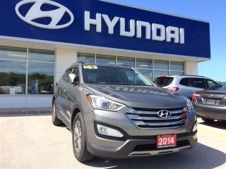 Used 2014 Hyundai Santa Fe Sport 2.4 for sale in Owen Sound, ON