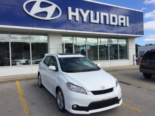 Used 2011 Toyota Matrix BASE for sale in Owen Sound, ON