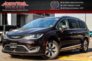 New 2017 Chrysler Pacifica Hybrid New Car Platinum|Hybrid|Adv.SafetyTec,UconnectTheatrePkgs for sale in Thornhill, ON