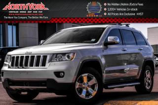 Used 2011 Jeep Grand Cherokee Overland|4x4|Pano_Sunroof|Heat Seats|Pkng_Sensors|Nav for sale in Thornhill, ON