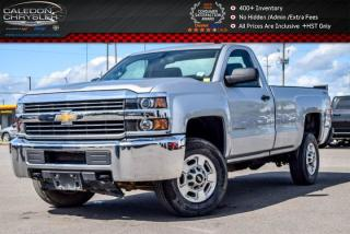 Used 2015 Chevrolet Silverado 2500HD 2500 HD|WT|4x4|Backup Cam|Pwr windows|Pwr Locks for sale in Bolton, ON