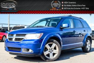 Used 2009 Dodge Journey SXT|AWD|Pwr windows|Pwr Locks|Keyless Entry|19