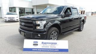 Used 2015 Ford F-150 Lariat, LOADED, Local Trade for sale in Stratford, ON