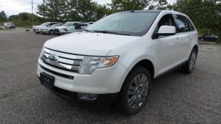 Used 2010 Ford Edge Limited for sale in Stratford, ON
