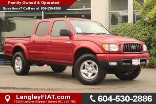 Used 2003 Toyota Tacoma PreRunner V6 B.C OWNED for sale in Surrey, BC