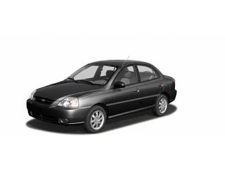 Used 2004 Kia Rio for sale in Port Coquitlam, BC